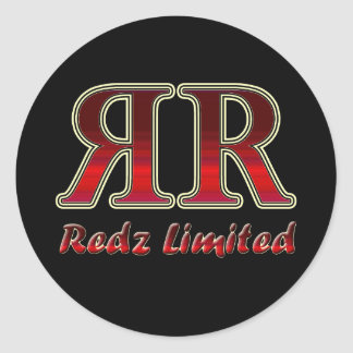 Redz Limited Sticker