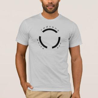 Redzone - WhiteSun Shirt (large black logo)