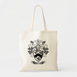 Reece Family Crest Coat of Arms Tote Bag