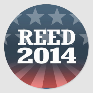 REED 2014 STICKERS