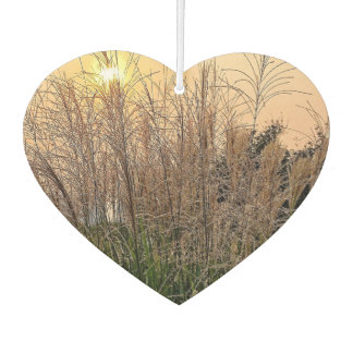 Reed At Sunset Air Freshener