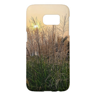 Reed At Sunset Samsung Galaxy S7 Case