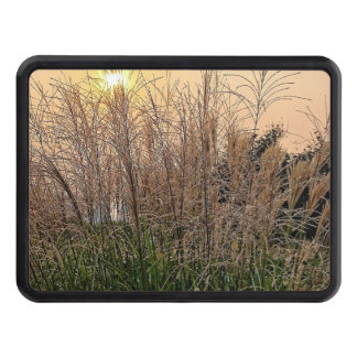 Reed At Sunset Trailer Hitch Covers
