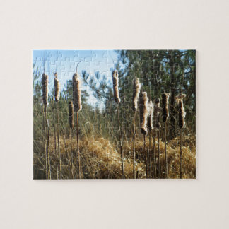 Reeds in the Wind Jigsaw Puzzle