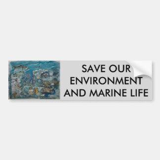 Reef Bumper Sticker