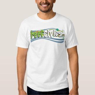 Reef Civics basic T Shirts