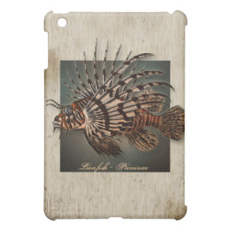 Reef coral fish fishing gifts case for the iPad mini