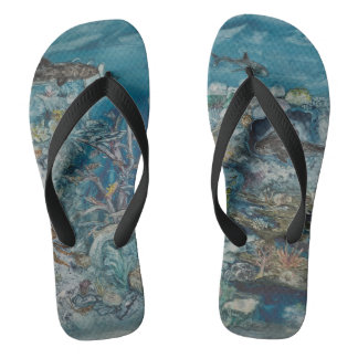 Reef Custom Adult, Wide Straps Flip Flops