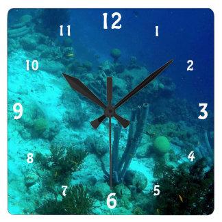 Reef Edge Clocks