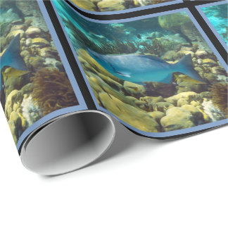 Reef Fish Wrapping Paper
