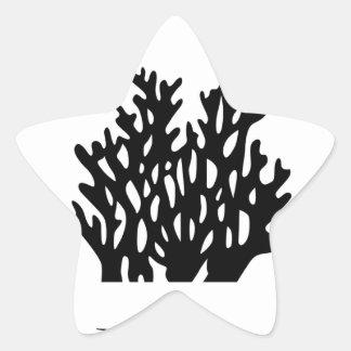 Reef Life Star Sticker
