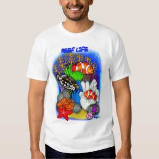 Reef life tshirts