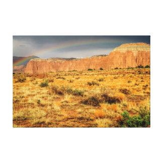 Reef Rainbow Canvas Print