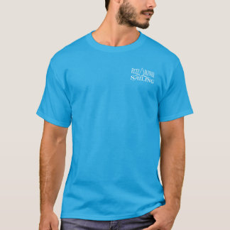 Reef Runner Sailing - Large Back Logo T-Shirt