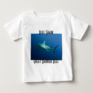 Reef Shark Great Barrier Reef Coral Sea Baby T-Shirt