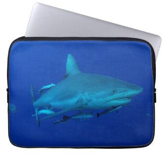 Reef Shark Great Barrier Reef Coral Sea Laptop Sleeve