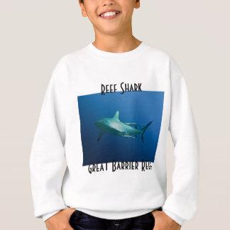 Reef Shark Great Barrier Reef Coral Sea Sweatshirt