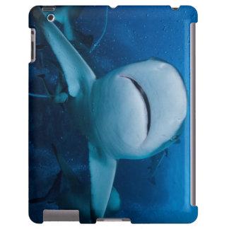 Reef Shark in the Coral Sea iPad Case