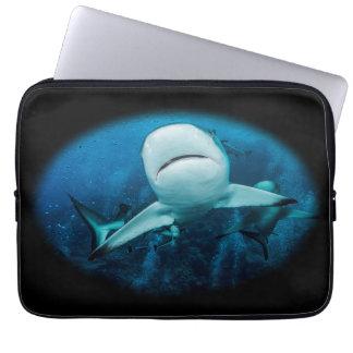 Reef Shark Laptop sleeve