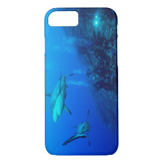 Reef Shark on the Great Barrier Reef iPhone 7 Case