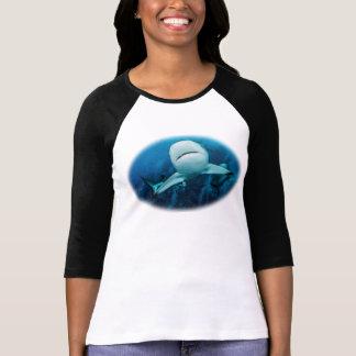 Reef Shark Womens T Shirt