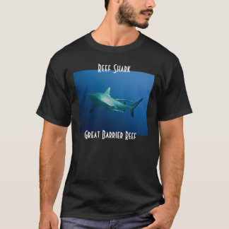 Reef Sharks Great Barrier Reef Coral Sea T-Shirt