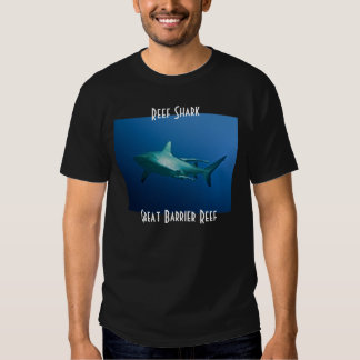 Reef Sharks Great Barrier Reef Coral Sea T Shirts