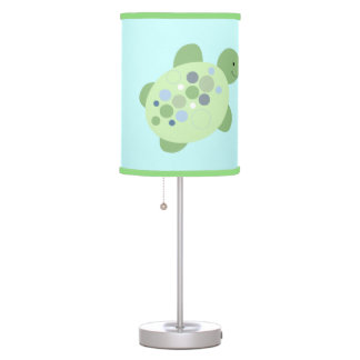 Reef Turtle Seaturtle Nursery Lamp