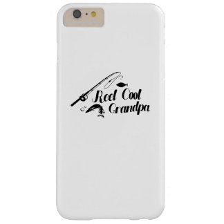 Reel Cool Grandpa  Fishing Grandfather Fuuny Gift Barely There iPhone 6 Plus Case