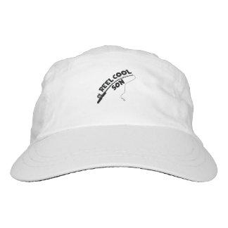 Reel cool Son fishing tshirt Hat