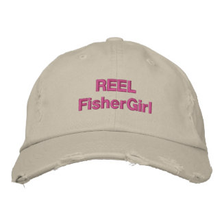 REEL FisherGirl Trendy Hat
