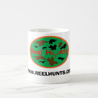 Reel Hunts Mugs and Drinkware