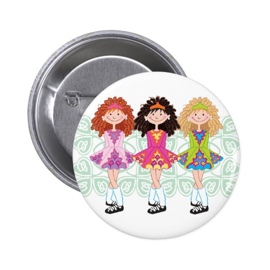 Reel Princesses 2 Inch Round Button