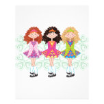Reel Princesses Personalized Letterhead