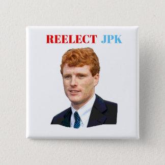 REELECT JPK 2 INCH SQUARE BUTTON