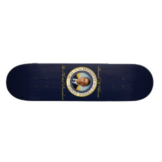 Réélection commémorative du Président Barack Obama Plateaux De Skateboards