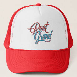 Reet Grand, England, Yorkshire Slang Hat