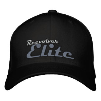 Reevolver Elite Baseball Hat Embroidered Hats