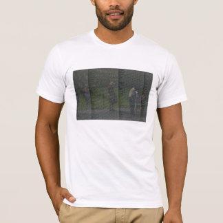 """Refections mémorial de guerre de Vietnam de T-shirt"