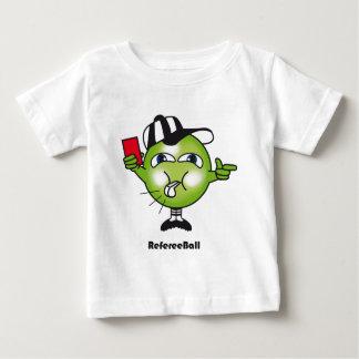 Referee Ball Baby T-Shirt