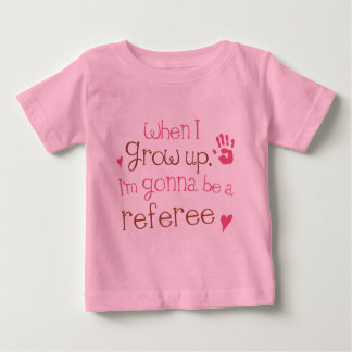 Referee (Future) Infant Baby T-Shirt