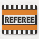 Referee Mouse Pad