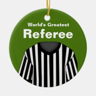 Referee Ornament
