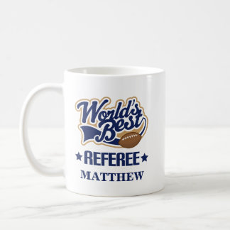 Referee Personalized Mug Gift