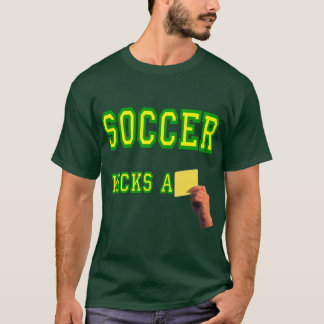 Referee Soccer Shirt