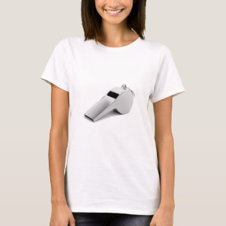 Referee whistle T-Shirt