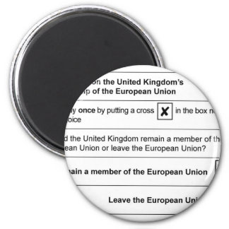 Referendum Remain in EU 2 Inch Round Magnet