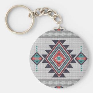 Refined Southwest Keychain
