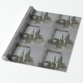refinement large tile wrapping paper