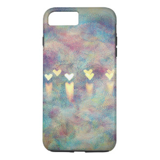 Reflecting Hearts by LH iPhone 7 Plus Case